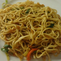 Chilly Garlic Noodles