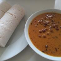 Puttu-Kadala Curry